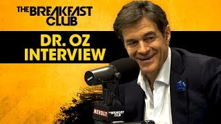 Dr. Oz Talks His New Book And How Food Can Be Used As Medicine