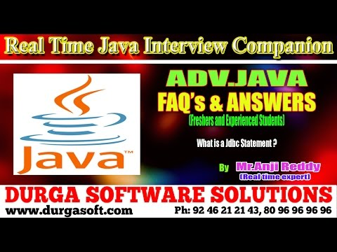 Java Interview Companion|| How to get the Database server details in java program?