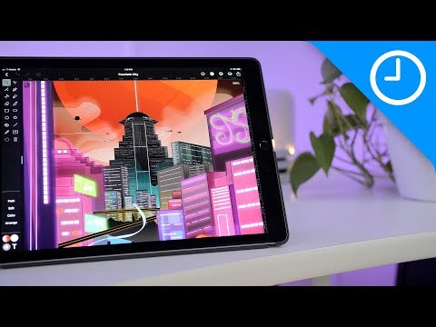 Vectornator Pro: powerful vector graphic design software for iOS! [Sponsored]