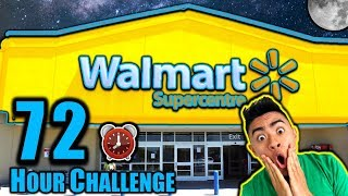 Download 72 HOUR OVERNIGHT CHALLENGE IN WALMART PART 2 (Dare or Dare!) Video