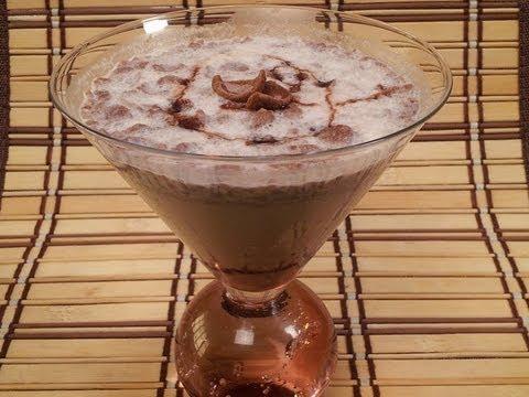 Choco Flake Shake