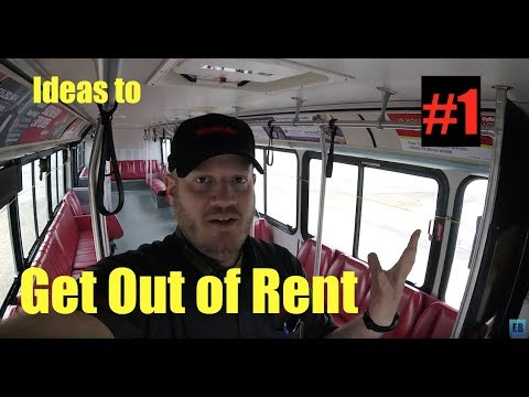 Ideas to Get Out of Rent - Research on-going