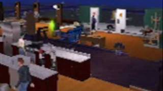 Sims 2 Vamps In College