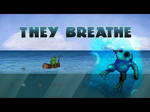 CREEPY ASS GAME | They Breathe