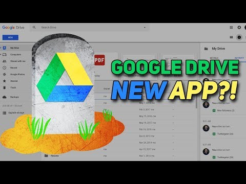 GOOGLE DRIVE IS GOING AWAY?! - Google Backup & Sync Setup Tutorial & Overview