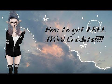 How to get easy credits on IMVU!