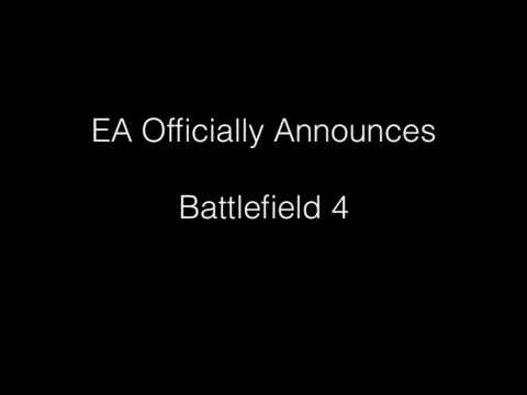 EA Officially Announces Battlefield 4