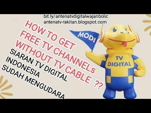How To Get Free Tv Channels Without Cable Tv?