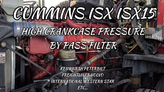 Cummins ISX CM871 Breather - PakVim net HD Vdieos Portal