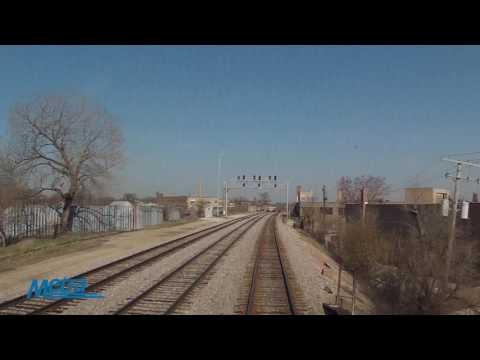 Metra Ride Along - Milwaukee District West: Outbound