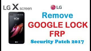 2017) How to fix LG Unknown Sources and Remove google account FRP