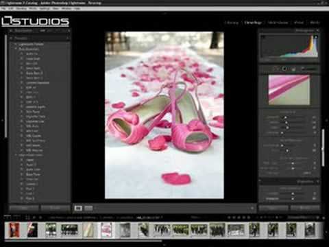 Vignetting in Adobe Photoshop Lightroom 2.0