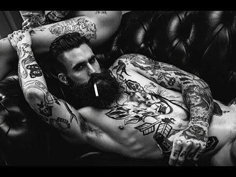 Beards Quiffs & Tattoos 2of2 Pangels best 0034