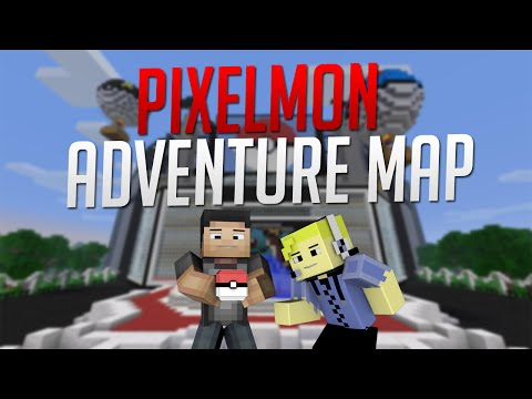 Minecraft Ps3- Pokemon Adventure Map PT 1 w/xCodCraft22