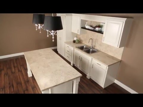 How to Refinish Formica | DIY Formica Kitchen Remodeling Trends