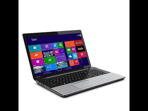 Toshiba 17.3inch QuadCore 8GB RAM 1TB Laptop