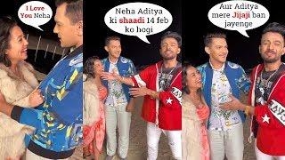 Neha Kakkar And Aditya Narayan Marriage Confirmed By Tony Kakkar