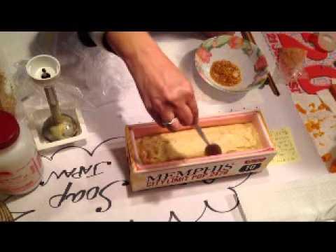 せっけんの作り方  石鹸の作り方 artisan soap japan