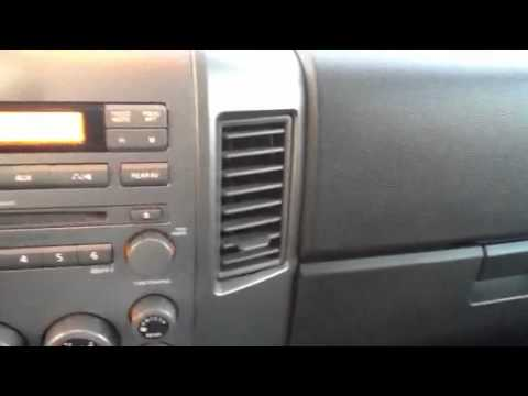 2005 Nissan armada knocking sound