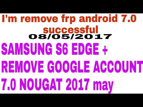 galaxy s6 edge nougat 7 0 frp bypass - PakVim net HD Vdieos Portal