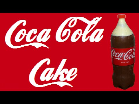 How to Make a Coca Cola Chocolate 3D Cake Recipe   coke bottle coca-cola cake