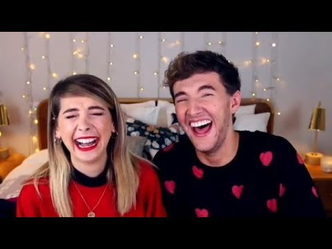 Zoe & Mark Laughing Compilation