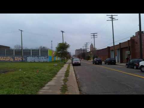 ALTA/NSPS Land Title Survey in Detroit