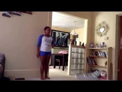 How to make a home made gymnastics mat