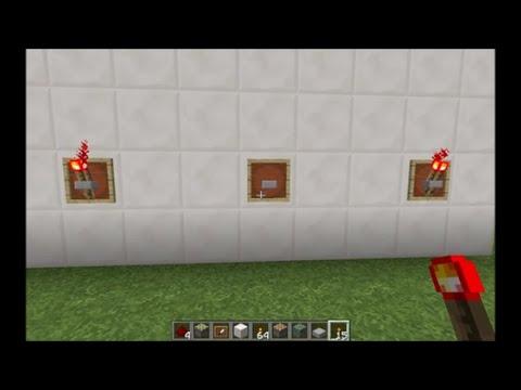 Minecraft Quikie - RedStone Torch Key Tricks