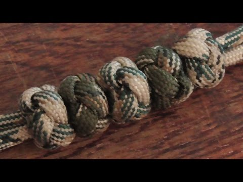 How To Tie Paracord Ranger Beads Method 1