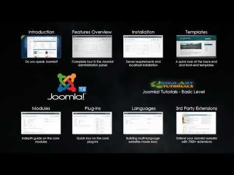 Joomla! 2.5 Tutorial - Templates