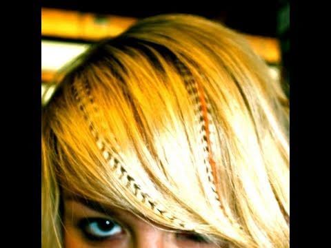 Feather Hair Extensions: How to buy, apply, and rock them ;)!