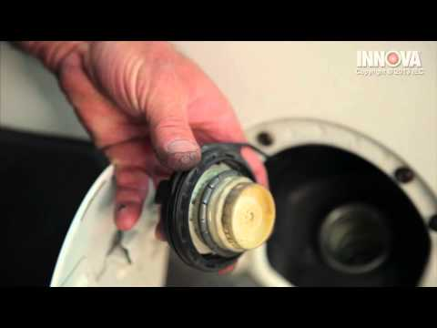 How to change Gas Cap - 2001 Chevy Avalanche