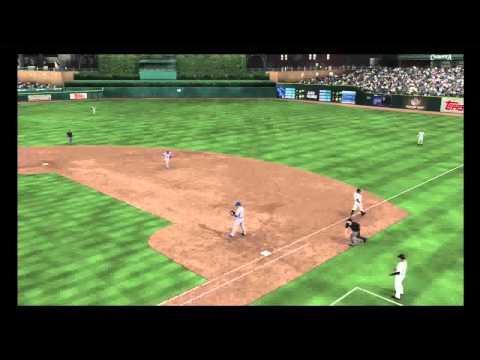 MLB 13: The Show - Kansas City Royals Vs. Detroit Tigers (2014 Rosters)