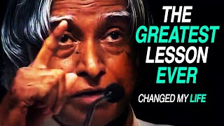 THE SPEECH THAT CHANGED MY LIFE! ( the indomitable spirit ) A.P.J.Abdul Kalam