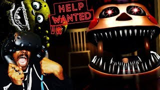 FNAF TERRIFYING DUO    Five Nights at Freddy's VR: Help Wanted