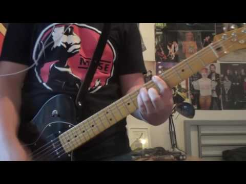 Green Day - Basket Case - Easy Beginner Electric Guitar Lesson - How ...