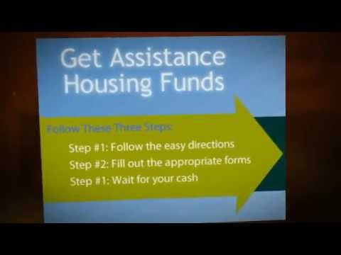 Get Assistance Housing Funds-Grants For Houses