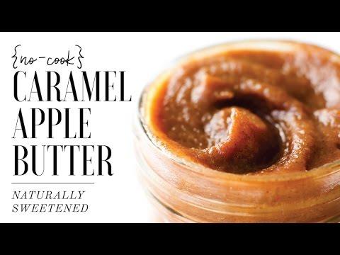 5 Minute Caramel Apple Butter