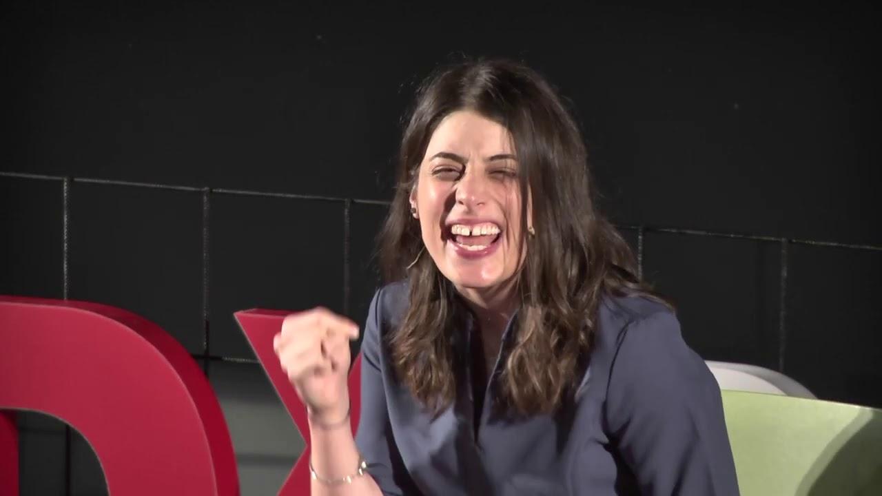 Vivo, quindi posso | Silvia Calcavecchia | TEDxReggioEmilia