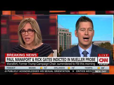 Sean Duffy on Manafort Indictment