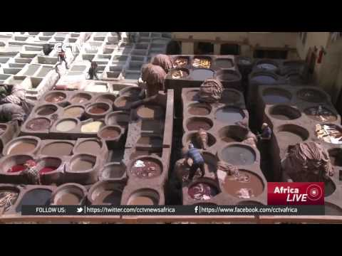 Morocco's Chouara tannery still operates as it did a thousand years ago