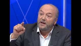 George Galloway debates 100 Zionists at the same time (and wins!) - BBC Question Time