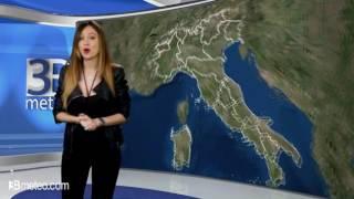 Previsioni meteo Video per domenica, 15 gennaio