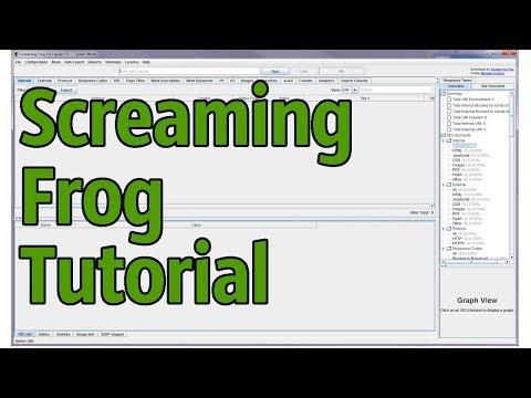 Screaming Frog: Find Your Broken Links, a Tutorial