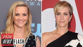 Kristen Wiig Joins New Apple Comedy Series From Reese Witherspoon | THR News Flash