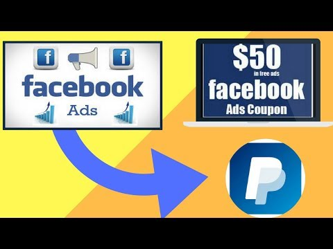 How to add payment methods to facebook ads manager | PayPal, FB AD coupon