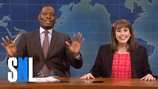 Weekend Update: Laura Parsons on the Election - SNL