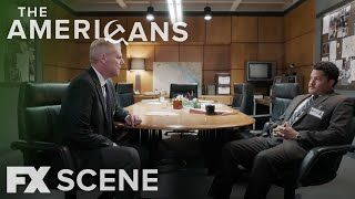 The Americans | Season 6 Ep. 2: Oleg and Stan Scene | FX