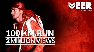 Indian Para Commando Training | Paratroopers 100 km Run | Veer by Discovery